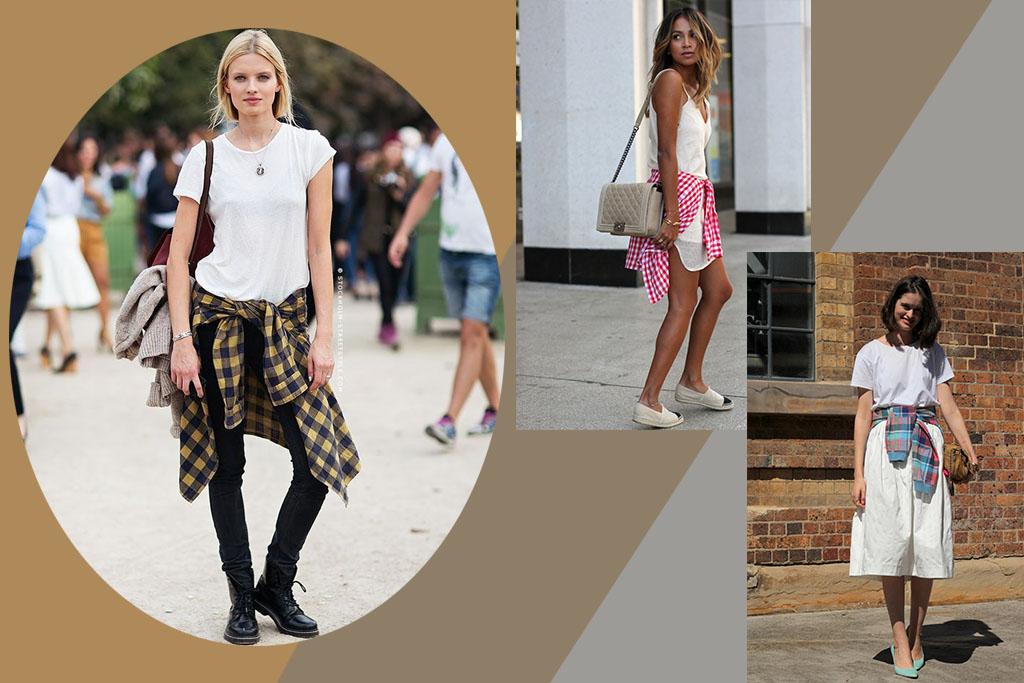 Truques de Estilo - Styling Tips - Blusa Amarrada - Tied Waist Style - Blog Paula Martins 4