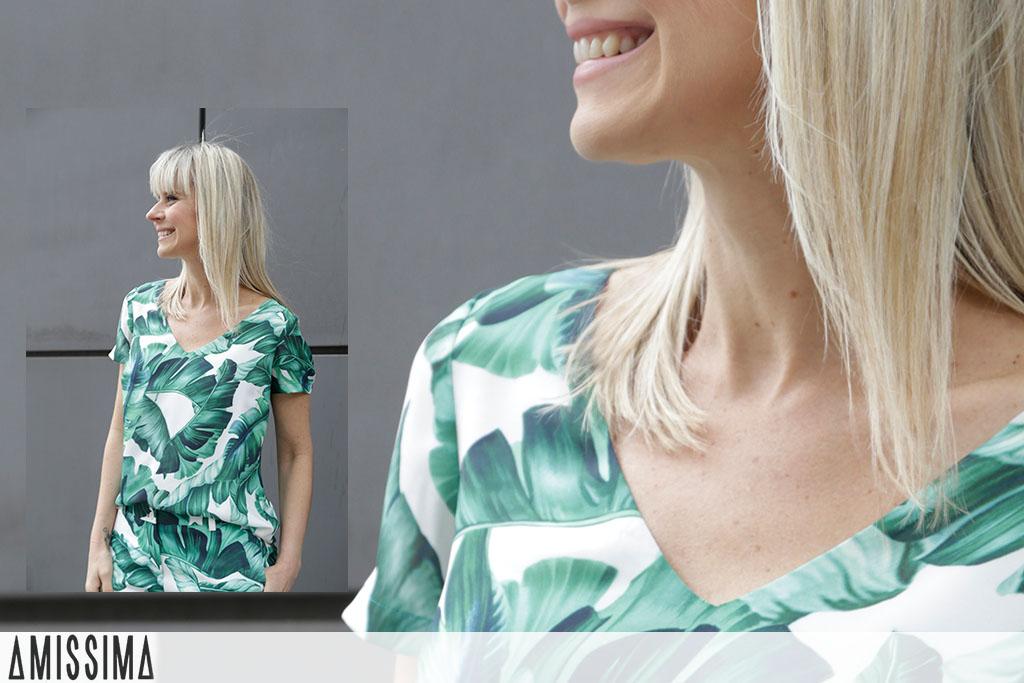 Look Amissima - Look da Paula - Look aos 40 - Conjunto Estampado Amissima - Blog Paula Martins 1