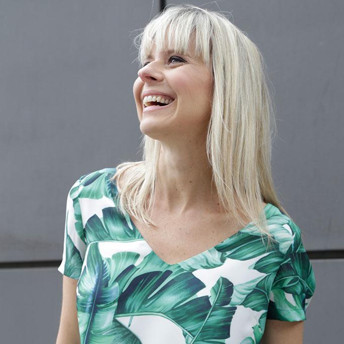 Look Amissima - Look da Paula - Look aos 40 - Conjunto Estampado Amissima - Blog Paula Martins 3