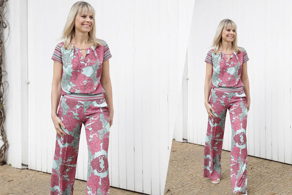 Look da Paula - Look Amissima - Conjunto Estampado Amissima - Look aos 40 - Blog Paula Martins 6