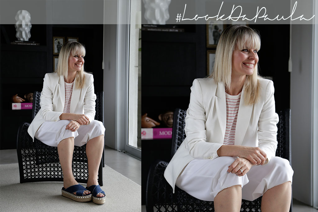 Look da Paula - Look aos 40 - Estilo Paula Martins - Blog Paula Martins 1