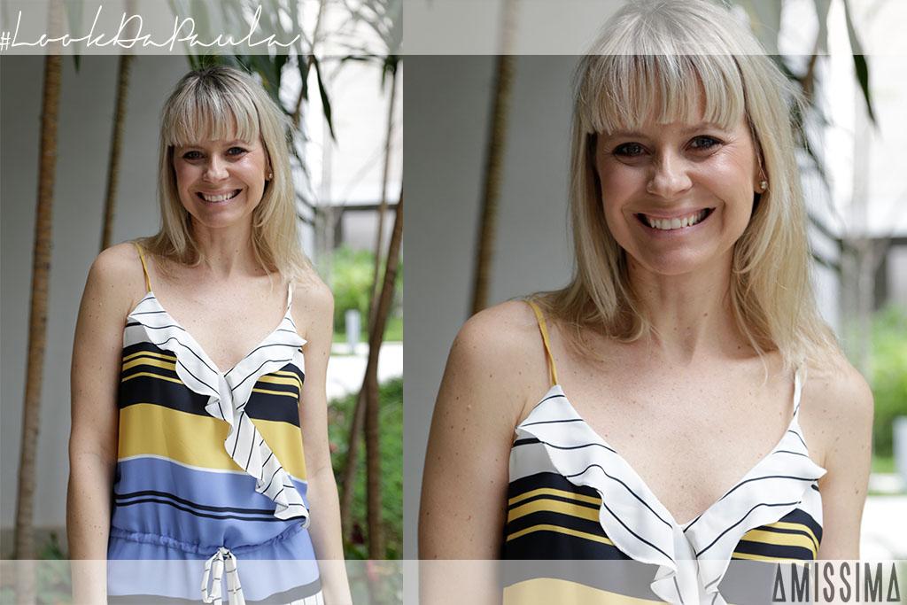 Look da Paula - Look aos 40 - Look Amissima - Estilo Paula Martins - Vestido Amissima - Blog Paula Martins 1
