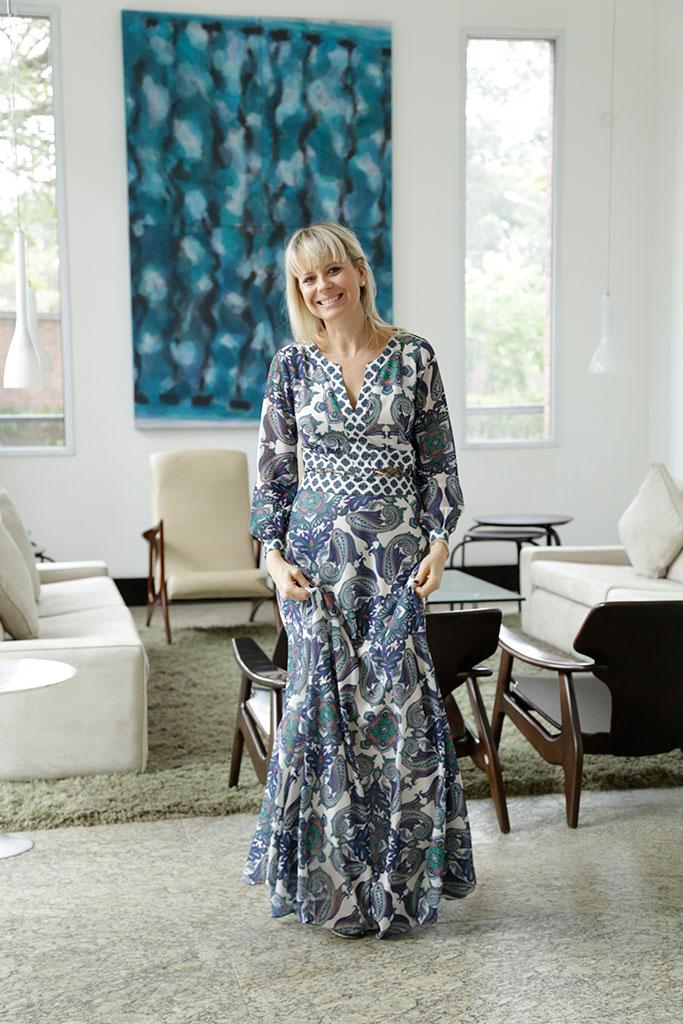 Look da Paula - Look do Dia - Estilo Paula Martins - Vestido Amissima - Publicidade - Blog Paula Martins 3