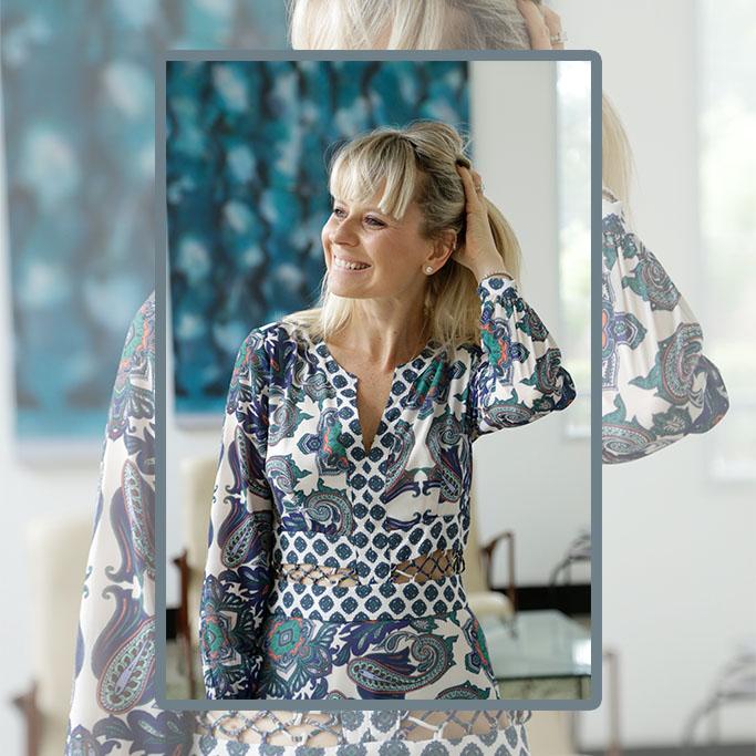 Look da Paula - Look do Dia - Estilo Paula Martins - Vestido Amissima - Publicidade - Blog Paula Martins 5