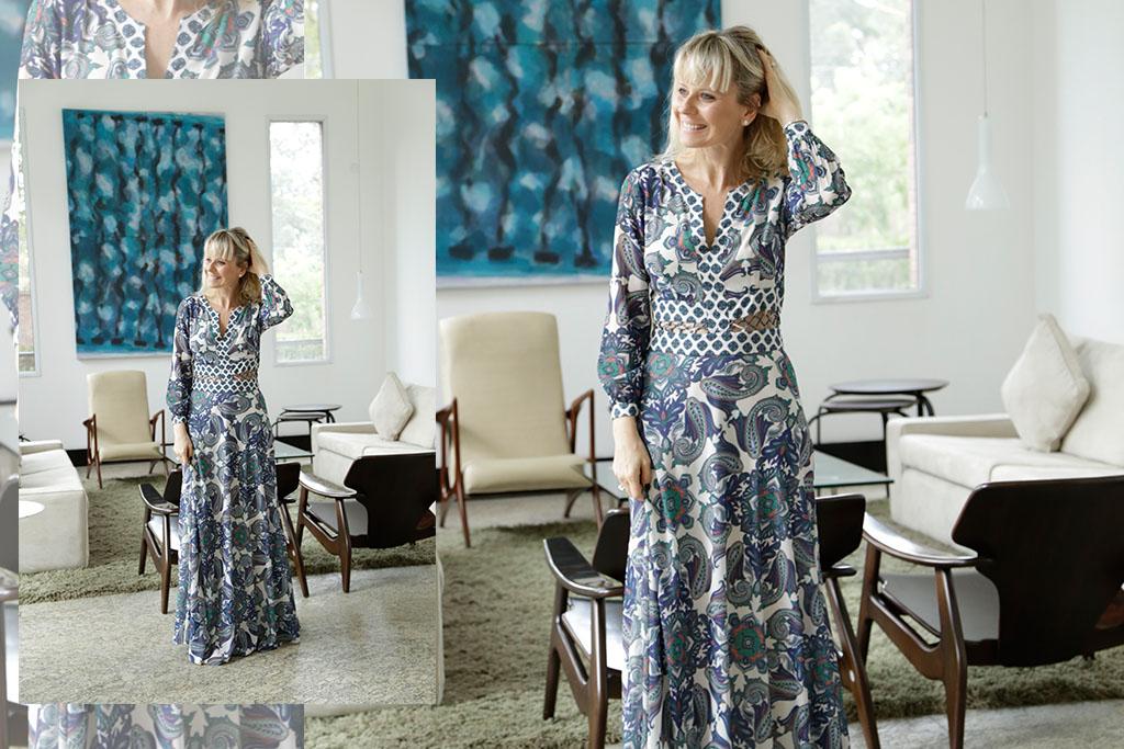Look da Paula - Look do Dia - Estilo Paula Martins - Vestido Amissima - Publicidade - Blog Paula Martins 8
