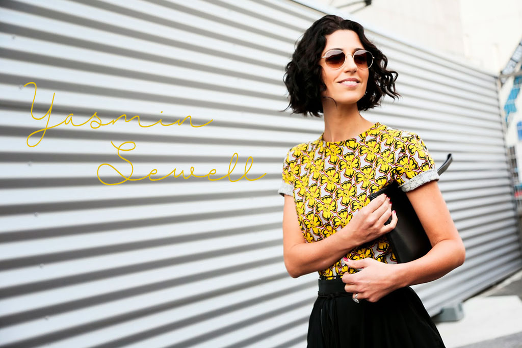 It-girl - Yasmin Sewell - Street Style - Blog Paula Martins 1