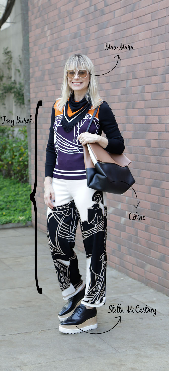 Look da Paula - Look do Dia - Tory Burch - Stella McCartney - Max Mara - Blog Paula Martins 5