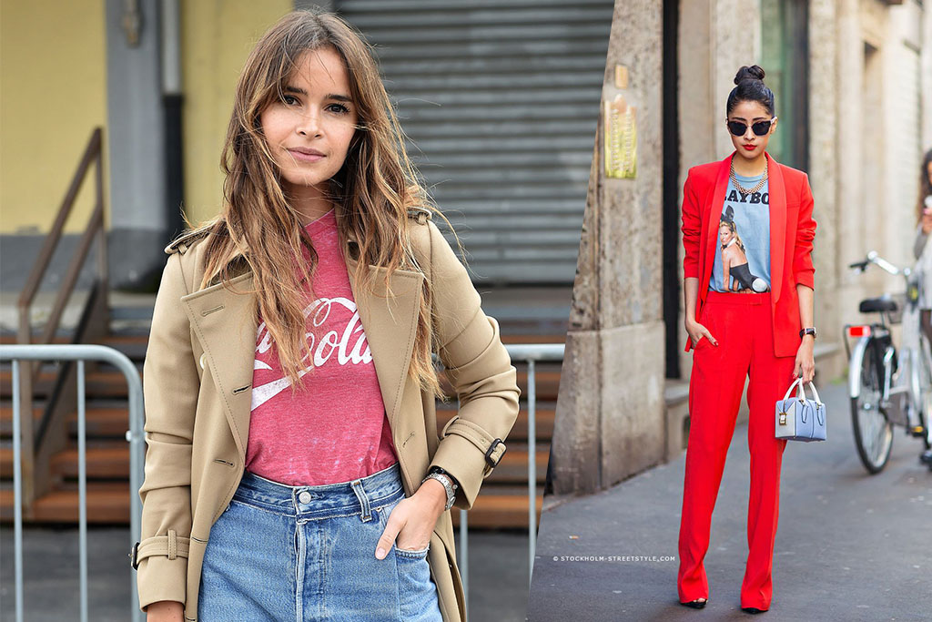 Street style - camisetas graficas - tendencia - blog paula martins 2